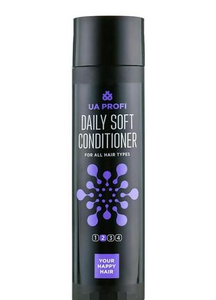 """Кондиціонер """"щоденний м'який"""" для всіх типів волосся"""