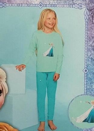 Пижама для девочки frozen(disney)