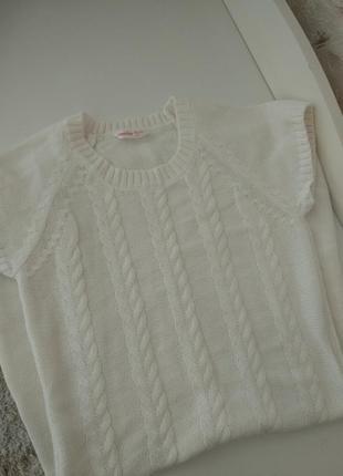 Платье вязаное geejay