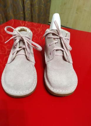 Красивые ботиночки.