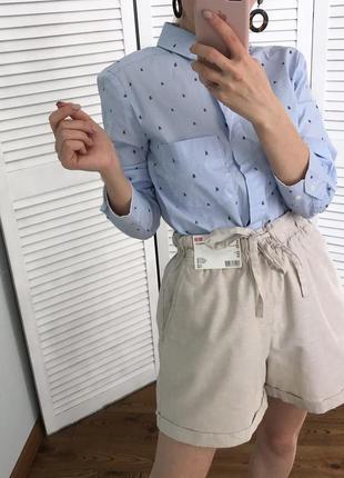 Сорочка з жучками