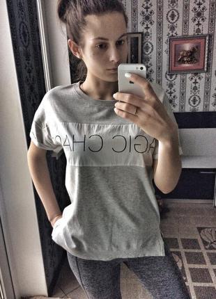 Свитшот футболка bershka