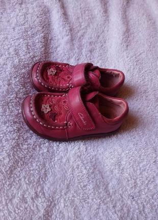 Кожаные туфли, туфельки, мокасины