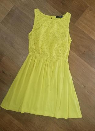 Крутое платье с кружевом, прошвой, батистом, сукня, сарафан, плаття
