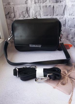 Кожаная женская сумка клатч кожаный женский жіночий шкіряний кожаная.
