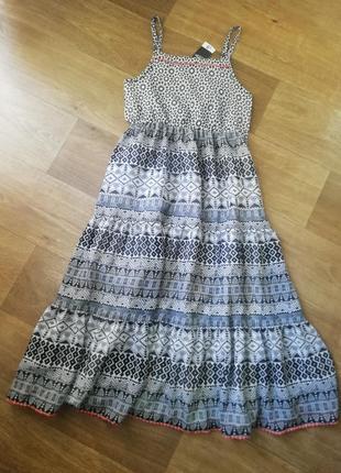 Летний сарафан, платье, плаття, сукня