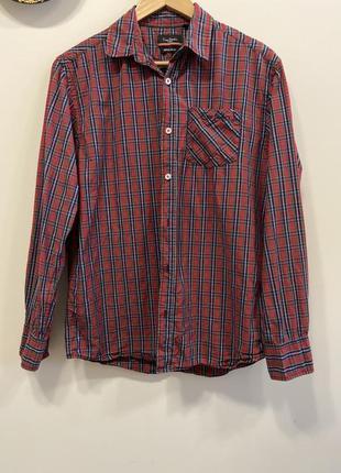 Мужская рубашка pierre cardin p.m #589. новое поступление🎉🎉🎉 1+1=3🎁