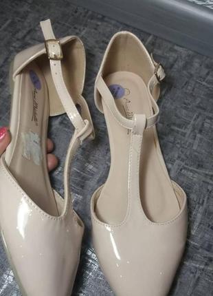 Новые красивенные балетки