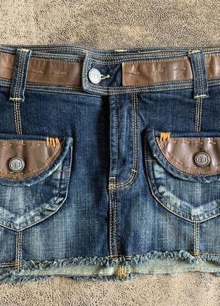 Юбка джинсовая calliope