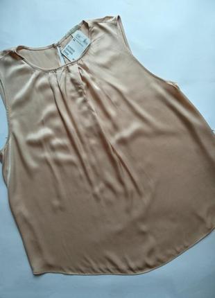 Пудрова блуза h&m🌈безкоштовна доставка новою поштою від 3-х речей🍒