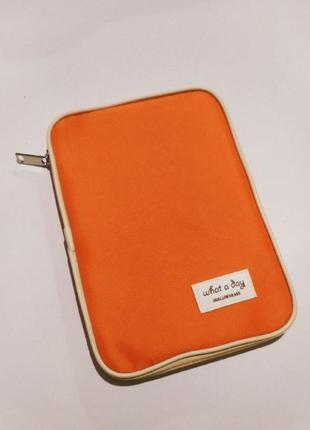 Новый кошелек - клатч для документов /сумка для паспорта zara / чехол на планшет