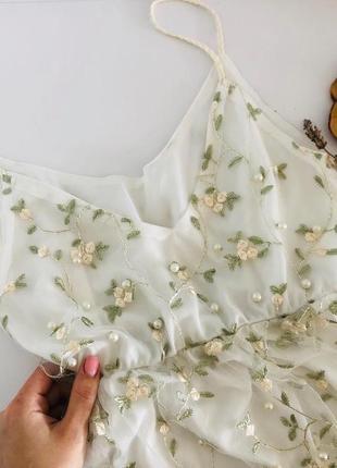 Летнее платье | сарафан