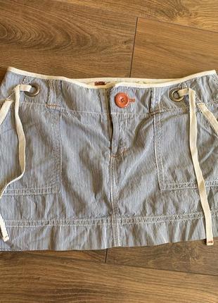 American eagle классная мини юбка