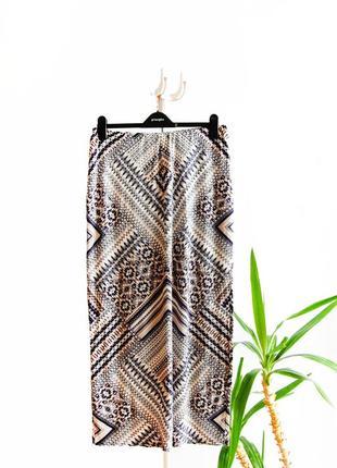 Легкая юбка в пол wallis