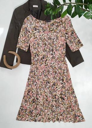 ❤️милое цветочное платьице