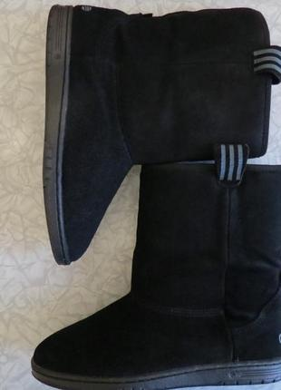 Зимние сапоги,ботинки,угги adidas neo label style titan(оригинал)р.38