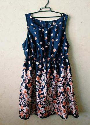 Легкое,весеннее платье от atmosphere