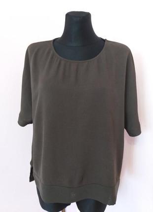 Віскозна блуза/river island/m-l