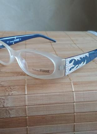 Фирменная оправа под линзы,очки женские оригинал g.ferre gf36101