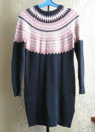 Платье осень зима h&m