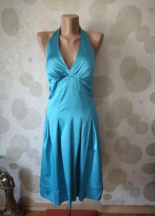 Шикарное ретро платье