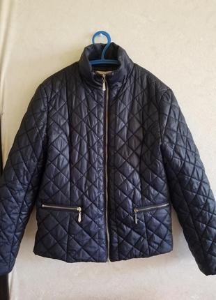 Стёганная куртка ветровка