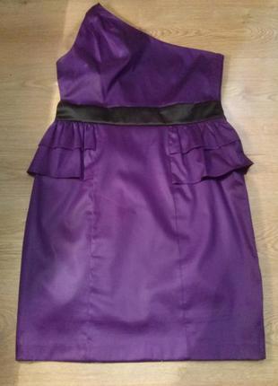 Next эффектное платье