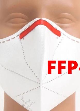 Респиратор маска микрон ffp-35 фото
