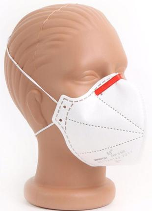 Респиратор маска микрон ffp-32 фото