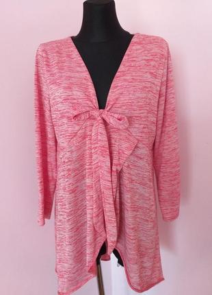 Трикотажна блуза/3xl-4xl