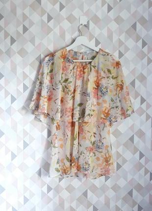 Zara, красивая блуза