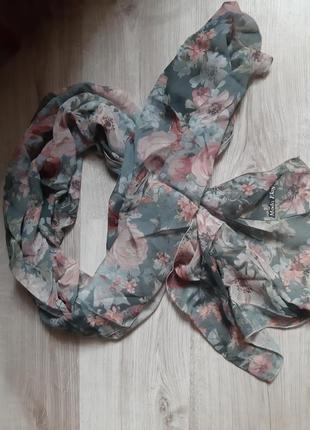 Женский шарф-палантин