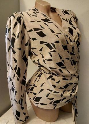 Винтажная английская блузка