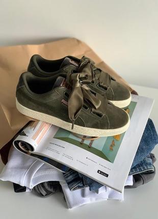 Крутые оригинальные кроссовки puma