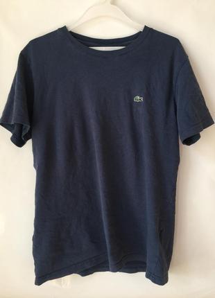 Оригинал lacoste футболка