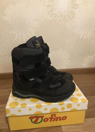 Зимние ботинки tofino