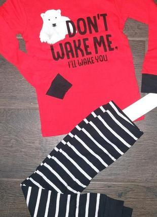 Пижама картерс 3-4 года