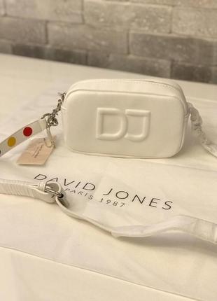 Женская сумка david jones сумочка cross-body