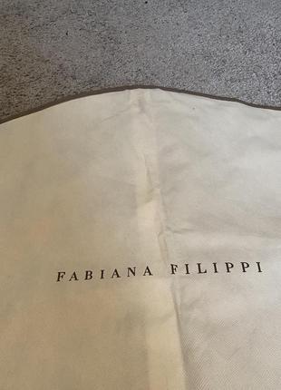 Кофр fabiana filippi чехол пыльник кофра футляр для одежды1 фото