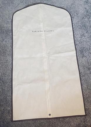 Кофр fabiana filippi чехол пыльник кофра футляр для одежды2 фото
