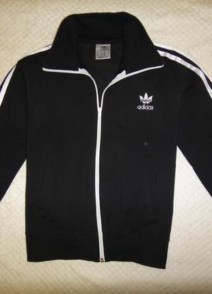 Спортивная кофта, толстовка, свитшот adidas р. 134-140 унисекс
