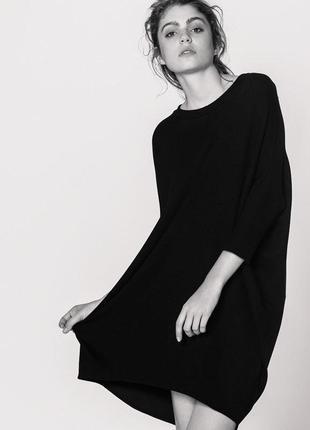 Платье/трикотаж oversize