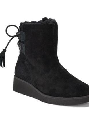 Зимние ботинки угги koolaburra, размер 8
