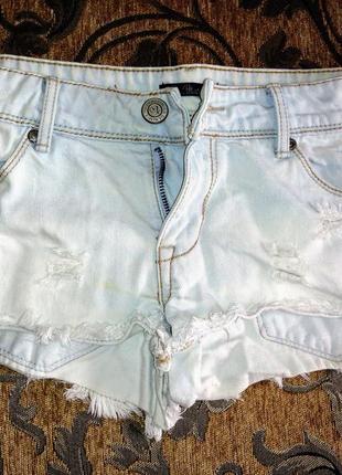 Шорты джинс кира пластинина