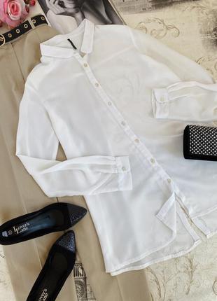 Блуза молочная базовая