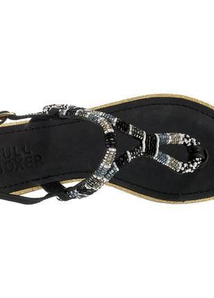 Фирменные кожаные босоножки bullboxer  р-р 36(23-23.5см)оригинал.распродажа!!!