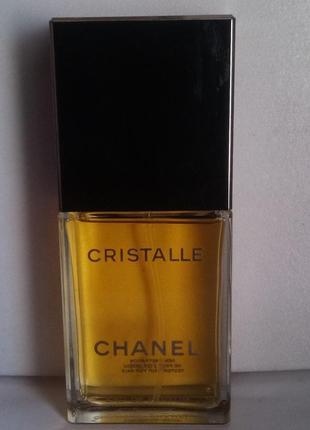 Chanel cristalle 100 мл.
