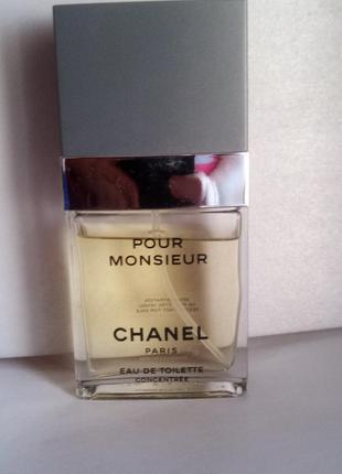 Chanel pour monsieur concentree 75 мл.