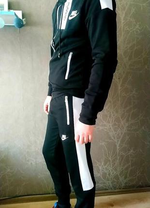 Спортивный костюм nike running, новая колекция 2020, сезон весна-осень3 фото