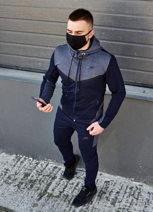 Спортивный костюм nike running, новая колекция 2020, сезон весна-осень7 фото